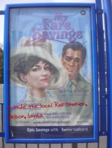 My Fare Savings, Nelson Lancashire