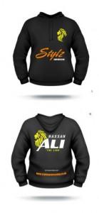 Hassan Ali hoodies