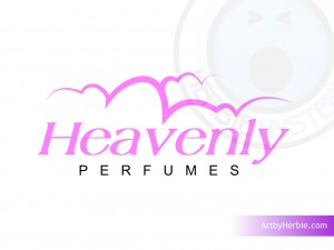 Heavenly Perfumes Logo