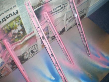 Frames Sprayed